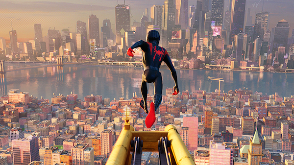 Spider-Man Into the Spider-Verse Experience