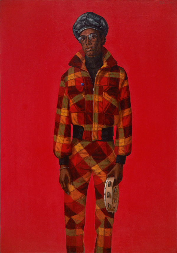Barkley Hendricks Blood (Donald Formey)