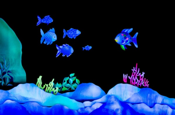 mermaid theatre of nova scotia's the rainbow fish sensory-friendly performance