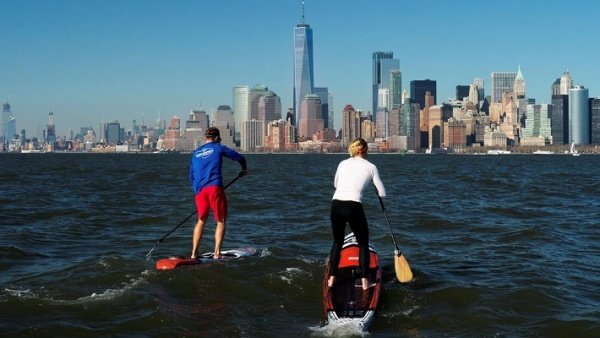 city paddle festival new york