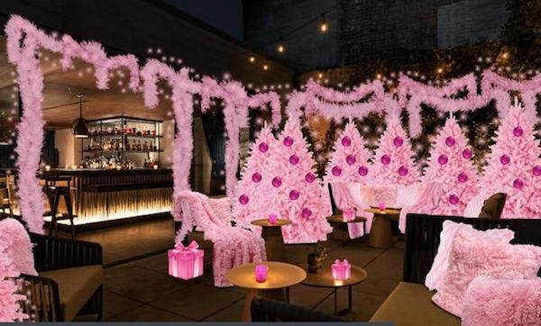 Pink Wonderland Moxy East Village