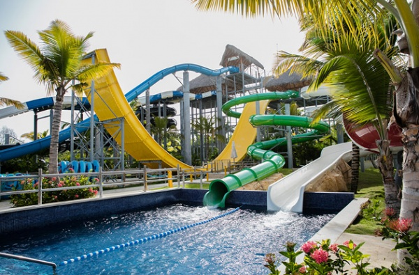 grand memories splash water park punta cana