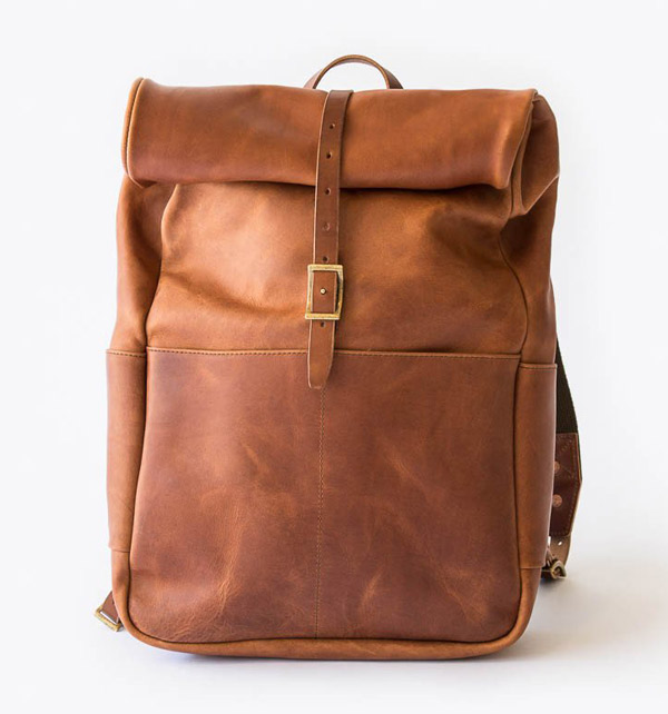 roll top backpack wp standard