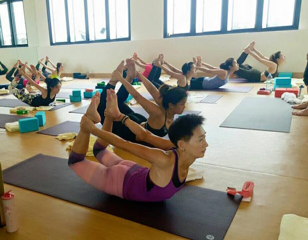 Drop In Yoga Classes For Visitors To Midtown Nyc