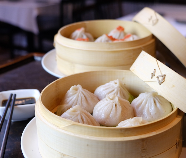 China River dumplings