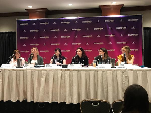 BroadwayCon Makers Panel