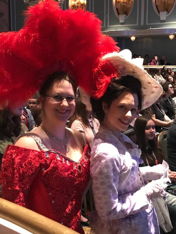 BroadwayCon Cosplay Hello Dolly