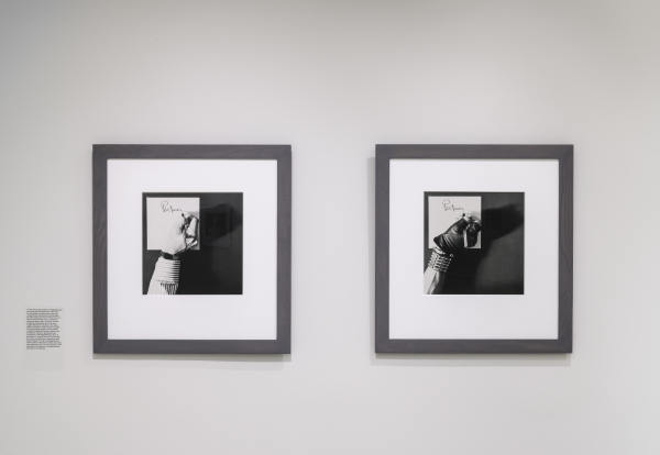 mapplethorpe implicit tensions installation view