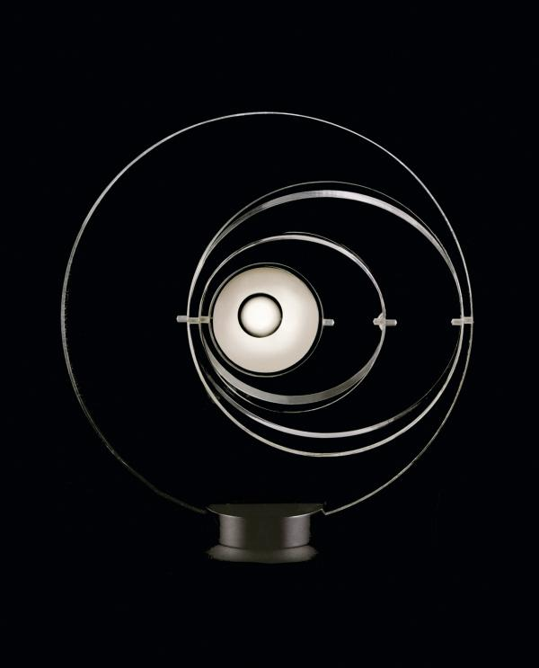 satellite lamp pierre cardin