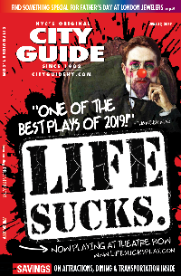 life sucks city guide cover