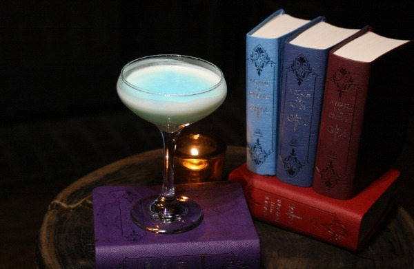 white walker cocktail library morgan