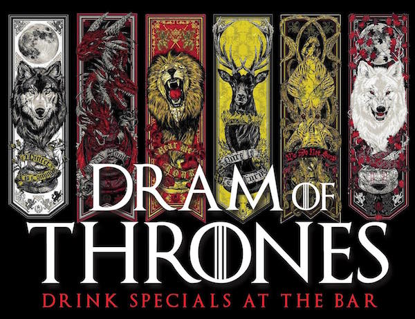 Dram of Thrones