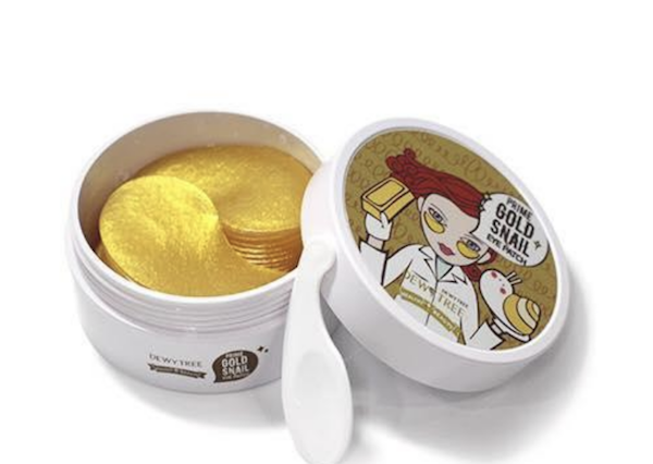 Gold Snail Hydro Essence Gel Patch