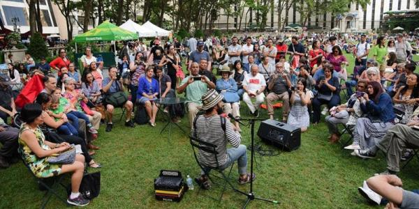 bryant park live performances summer