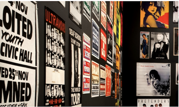 Too Fast to Live, Too Young to Die: Punk Graphics Museum of Arts and Design