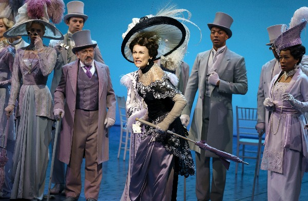 Photo by Joan Marcus benanti my fair lady
