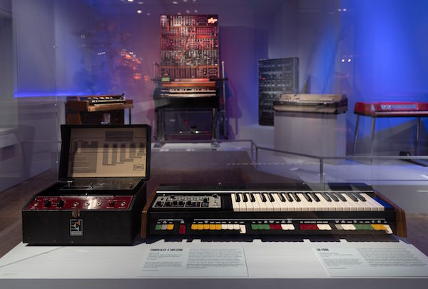 Play It Loud Moog Synthesizer keyboard instruments Metropolitan Museum of Art