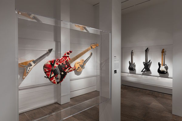 Guitar Gods Play It Loud Instruments of Rock and Roll Metropolitan Museum of Art