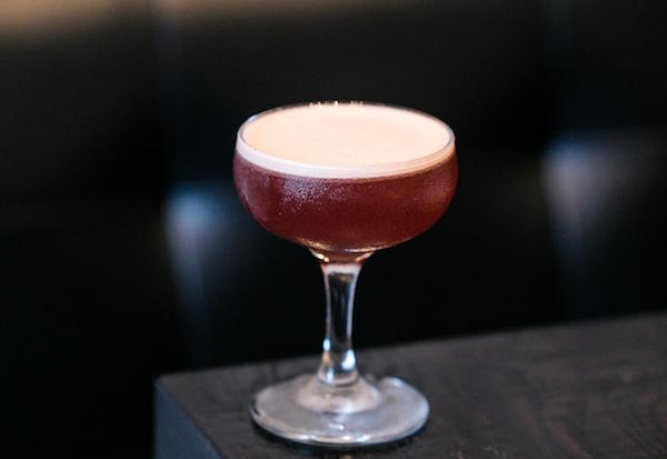 Murder By Numbers cocktail