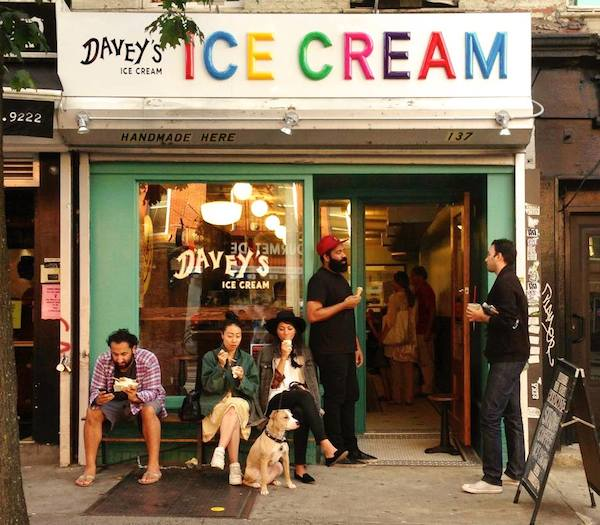 Davey's Ice Cream