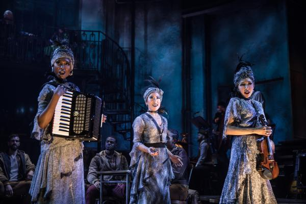 hadestown accordion broadway