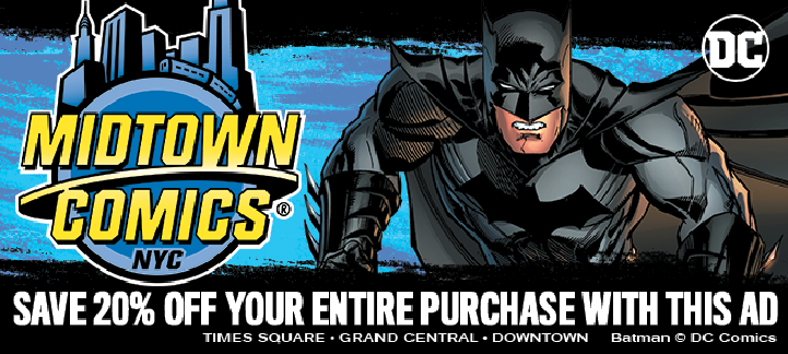 midtown comics coupon save