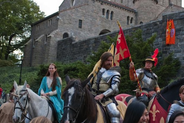 Cloisters Medieval Festival