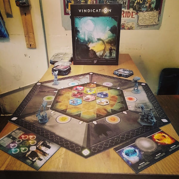 The Uncommons Game Night