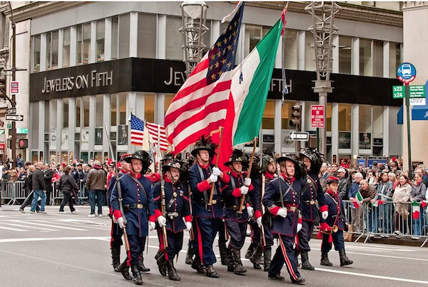 NYC Columbus Day Parade