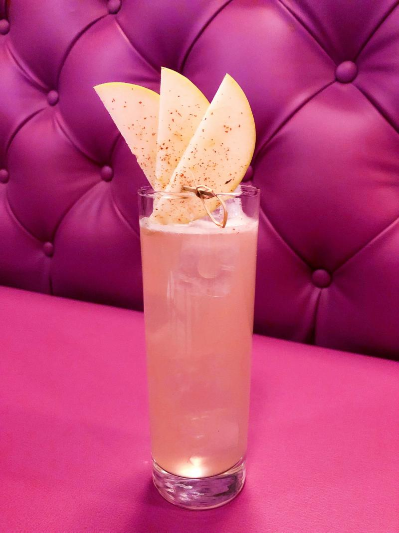 bertie brown mocktail valerie bar