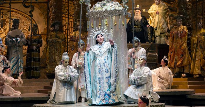 Opera and Classical Music in New York City This Weekend
