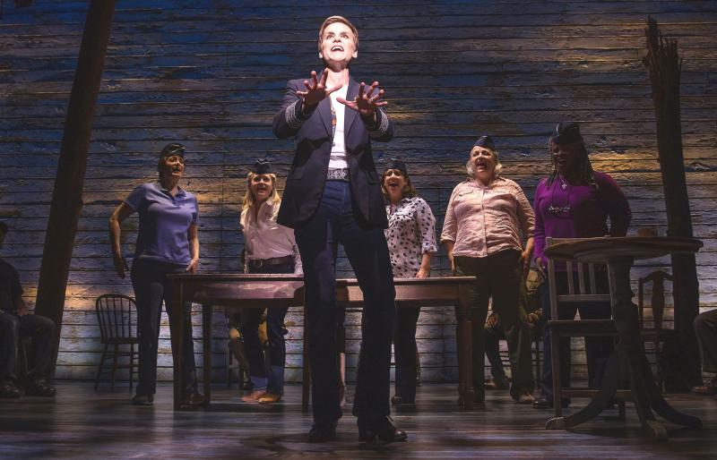 joan come from away cast