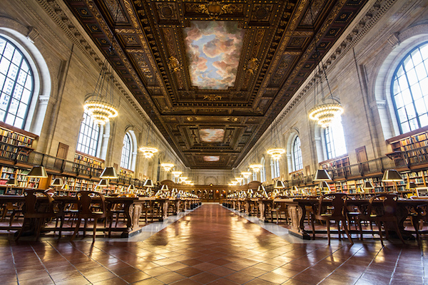 Stephen A. Schwarzman Reading Room