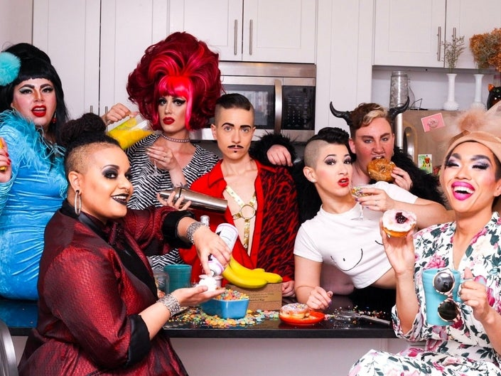 drag collective Switch n' Play