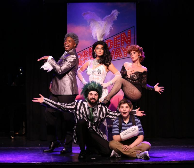 forbidden broadway the next generation