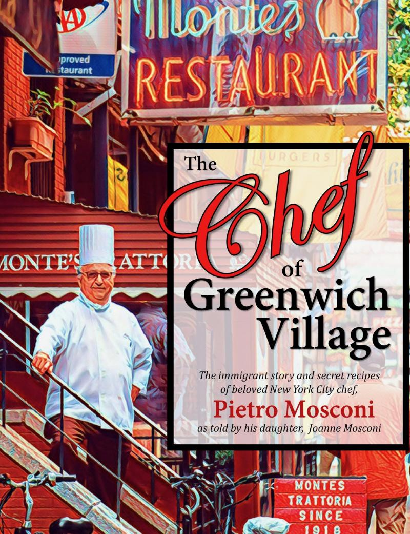 chef of greenwich village italian recipes book