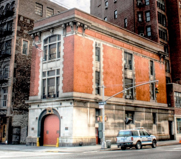 Ghostbusters Firehouse Wikipedia