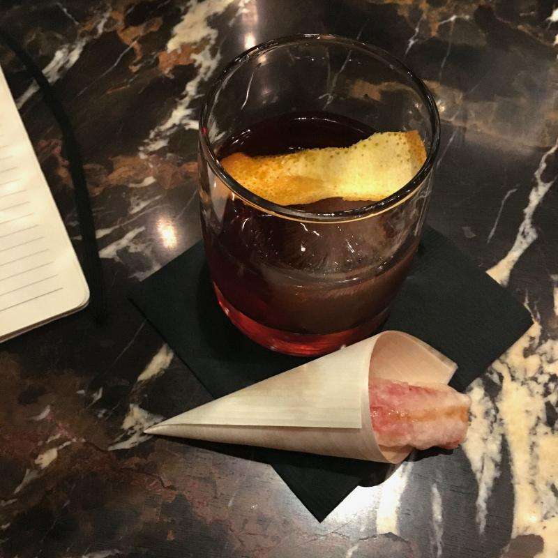 old-fashioned wagamama cocktail