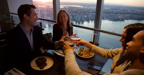One Dine One World Observatory