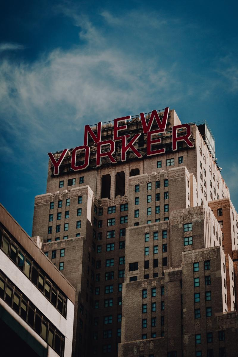 new yorker hotel nyc