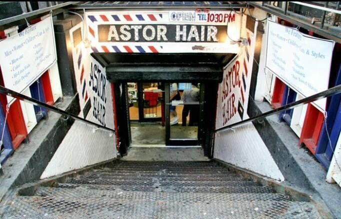 astor place hair