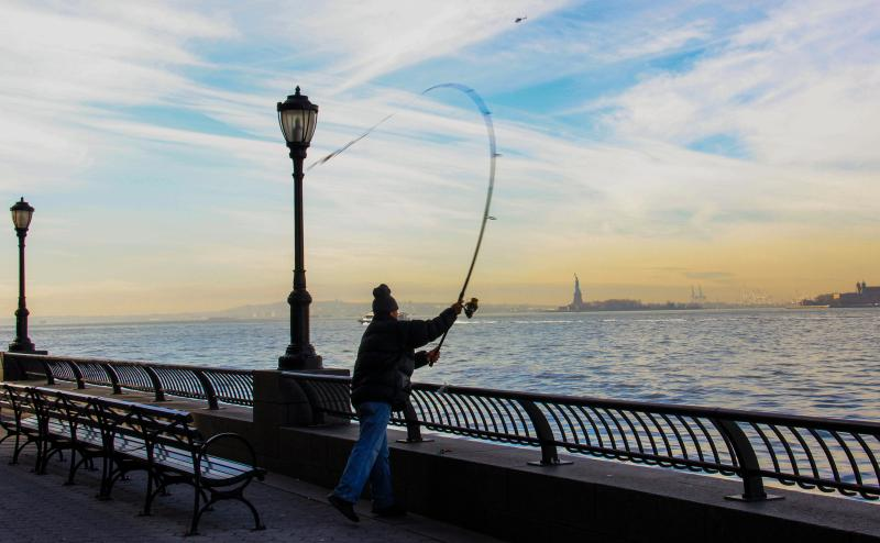 fishing new york harbor