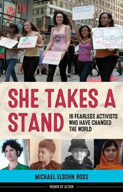 she takes a stand book cover