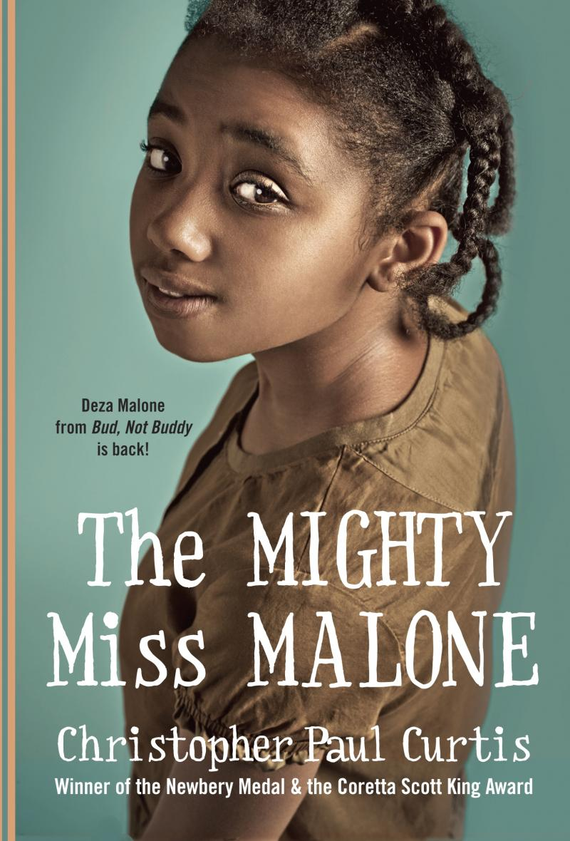 the mighty miss malone book cover