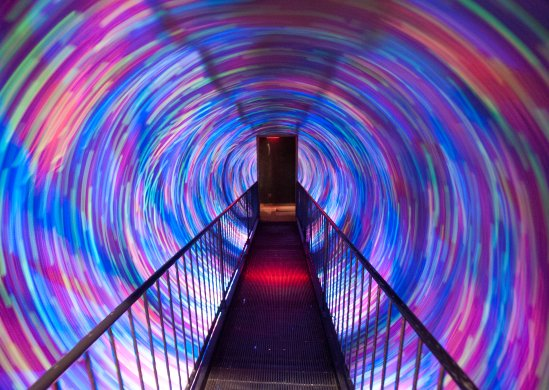 ripley's times square tunnel
