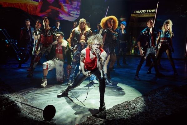 BAT OUT OF HELL OFF BROADWAY