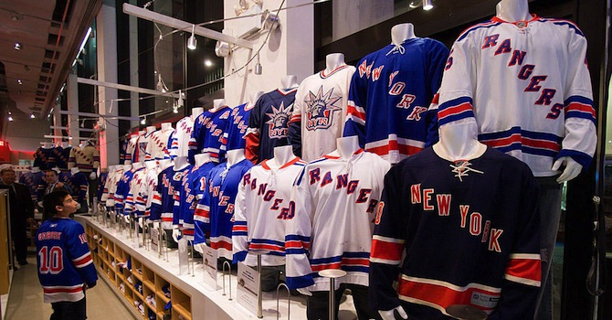 New York Coupons: NHL Store Powered by Reebok Discount Code