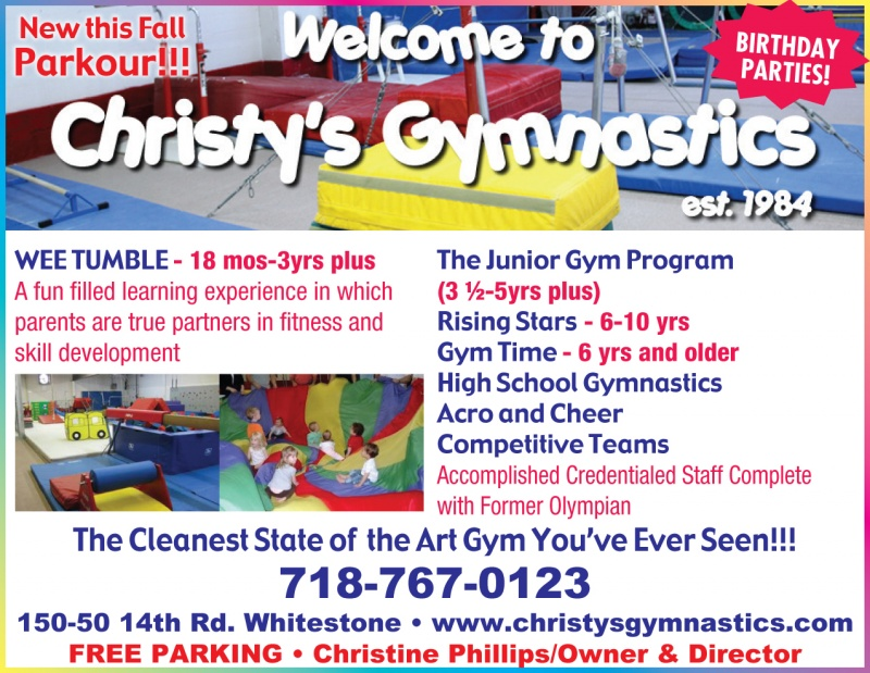 Christy's Gymnastics
