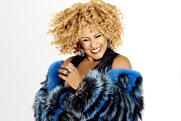 Darlene Love performs her Christmas show at BB Kings in NYC