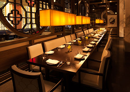 Hakkasan NYC celebrates New Year's Eve